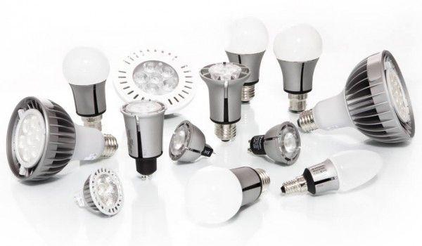 LED, bombillas, ahorro, consumo eléctrico