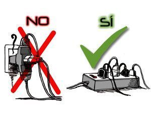 seguridad instalación eléctrica