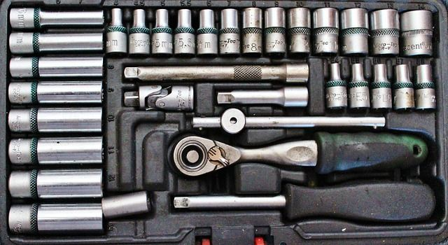 Reparaciones de averías