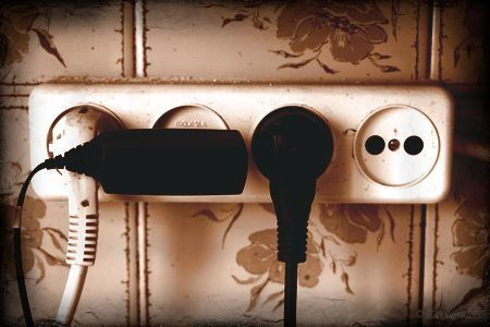 Electricistas Madrid seguridad infantil