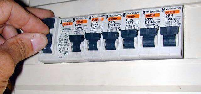 diferencial eléctrico